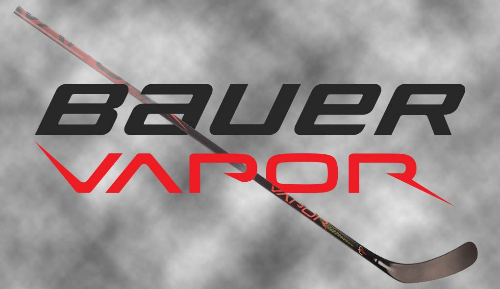 Introducing the 2019 Bauer Vapor Ice Hockey Sticks | Pure Hockey