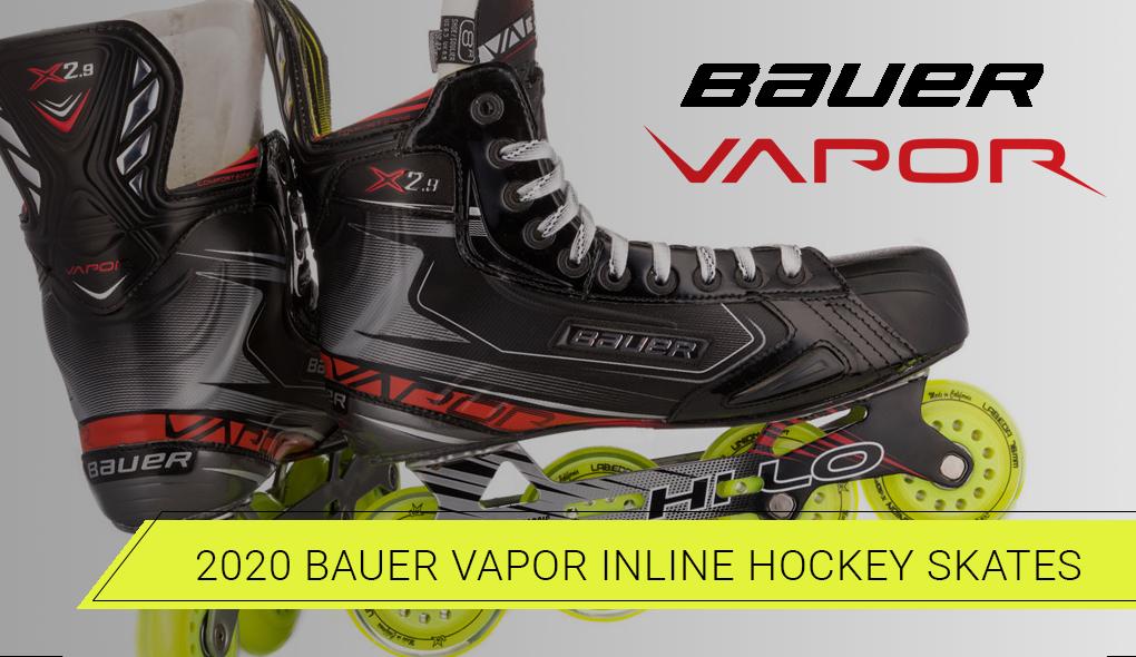 2020 Bauer Vapor Inline Hockey Skates