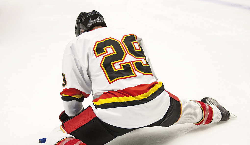 Hockey stretch