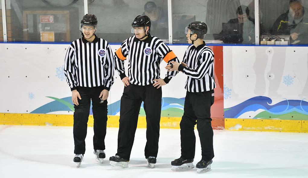 Hockey Referees