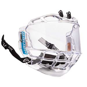 Bauer Concept III Full Face Shield - Junior