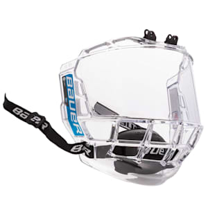Bauer Concept III Full Face Shield - Senior