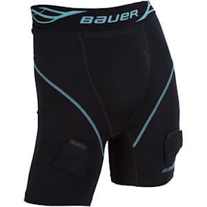 Bauer NG Compression Jill Hockey Shorts - Womens