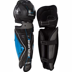 Bauer Street Hockey Shin Guards - Junior