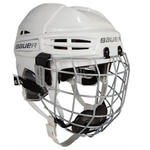 Bauer RE-AKT 100 Hockey Helmet Combo - Youth