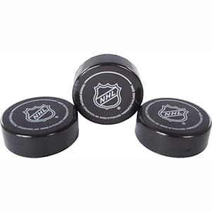 Franklin Mini NHL Foam Puck 3 Pack