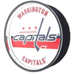 NHL Signature Puck