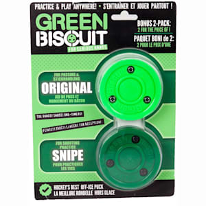 Green Biscuit Original And Snipe - 2 Pack