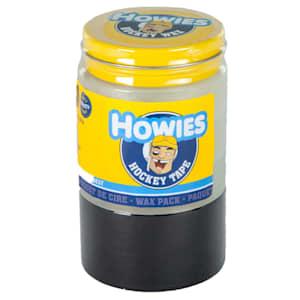 Howies Wax Pack (3 Clear, 2 Black, 1 Wax)