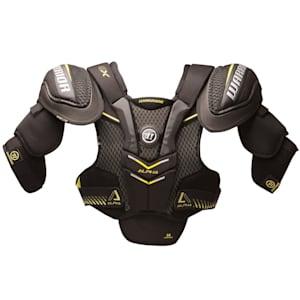Warrior Alpha QX Hockey Shoulder Pads - Junior