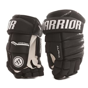 Warrior Alpha QX Pro Hockey Gloves - Junior