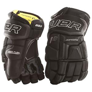 Bauer Supreme 1S Hockey Gloves - 2017 - Junior