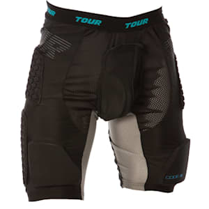 Tour Code 1 Hip Pads - Junior