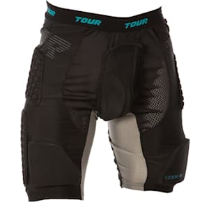 Tour Code 1 Hip Pads - Senior