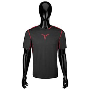 Bauer Core Short Sleeve Hybrid Hockey Shirt - 2017 - Adult