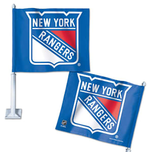 Wincraft Hockey Car Flag - New York Rangers