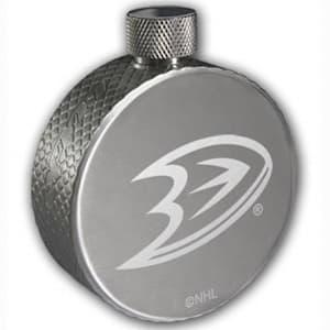 Hockey Stainless Steel Flask - Anaheim Ducks