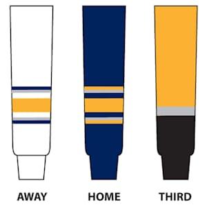 NHL Team Hockey Socks - Buffalo Sabres - Junior