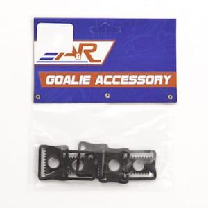 A&R Hockey Goalie Helmet Clips - 5 Pack