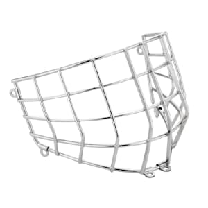 CCM Straight Certified Stainless Hockey Goalie Replacement Cage