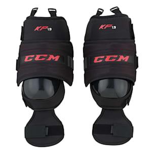 CCM KP1.9 Hockey Goalie Knee Guards - Senior