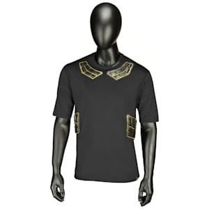 Bauer Elite Padded SS Bl Top  - Adult