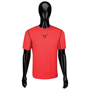 Bauer Core Short Sleeve Hybrid Top - Youth