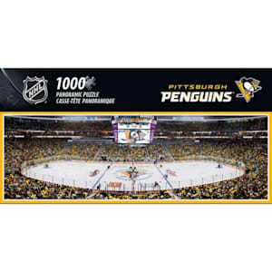 MasterPieces Arena Panoramic Puzzle - Pittsburgh Penguins
