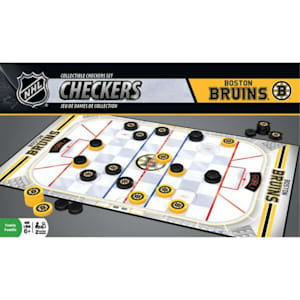 MasterPieces NHL Checkers Boston Bruins