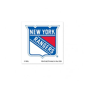 Wincraft New York Rangers Tattoo - 4 Pack