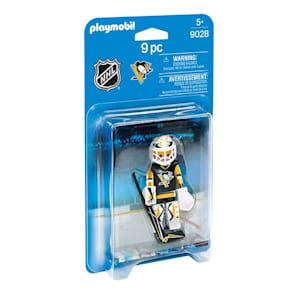 Playmobil Pittsburgh Penguins Goalie Figure