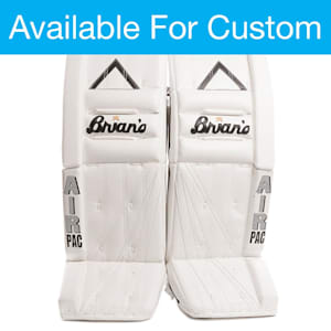 Brians Custom Heritage Pro Goalie Leg Pads - Senior