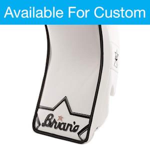 Brians Custom Heritage Pro Goalie Blocker - Senior