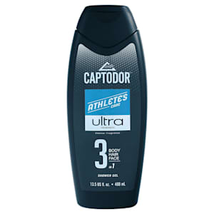 Captodor 3 in 1 Ultra Shower Gel - 13.5oz