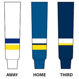 NHL Team Socks - STL - Intermediate