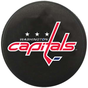 InGlasco NHL Mini Puck Charms - Washington Capitals