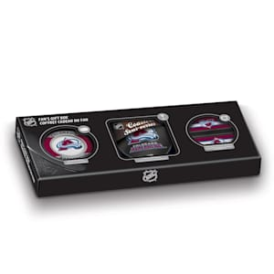 Sher-Wood NHL Fan Gift Box - Colorado Avalanche
