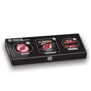Sher-Wood NHL Fan Gift Box - New Jersey Devils