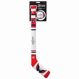 Franklin NHL Team Soft Sport Mini Hockey Set - Washington Capitals