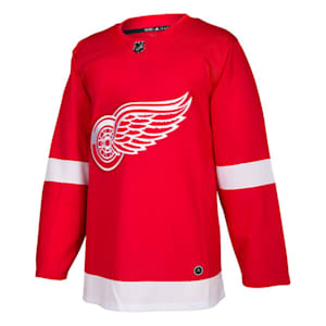 Adidas NHL Detroit Red Wings Authentic Jersey - Adult