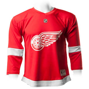 Adidas Detroit Red Wings Replica Jersey - Youth