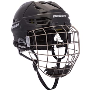 Bauer Re-Akt 95 Hockey Helmet Combo