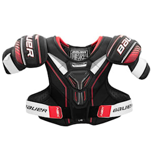 Bauer NSX Hockey Shoulder Pads - Senior