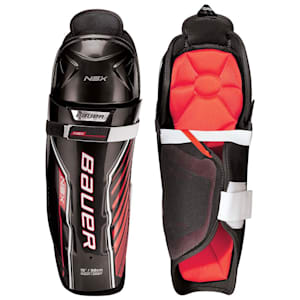 Bauer NSX Hockey Shin Guards - Junior