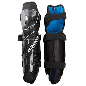 Bauer Performance Street Hockey Shin Guards - Junior