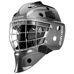 Bauer NME VTX Certified Goalie Mask - Senior