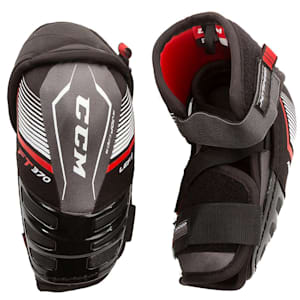 CCM JetSpeed FT370 Hockey Elbow Pads - Junior