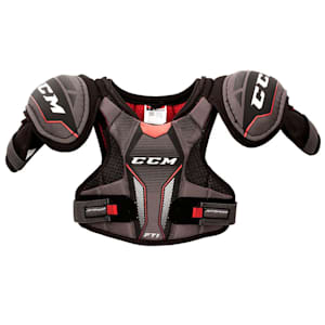 CCM JetSpeed FT1 Youth Hockey Shoulder Pads - Youth