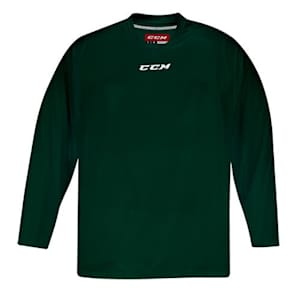CCM 5000 Practice Jersey - Dark Green - Junior