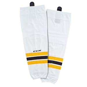 CCM SX8000 Game Sock - Boston Bruins - Intermediate